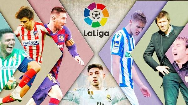 วิเคราะห์ทีเด็ด ฟุตบอล 2 ลีกดัง ฟุตบอล ลาลีก้า และ เซกุนด้า สเปน 2020/2021