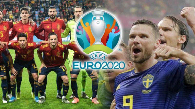 สเปน พบ สวีเดน กับบทวิเคราะห์ให้ทีเด็ดก่อนแข่ง ฟุตบอลยูโร 2020