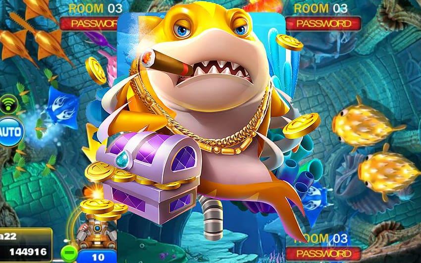 การเล่น เกมยิงปลา-ทำเงิน