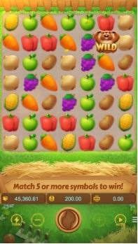 Groundhog Harvest-ตัวเกม